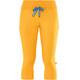 Nihil Halawah Pant Women Saffron Yellow